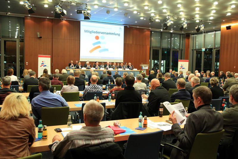 LSB-Mitgliederversammlung