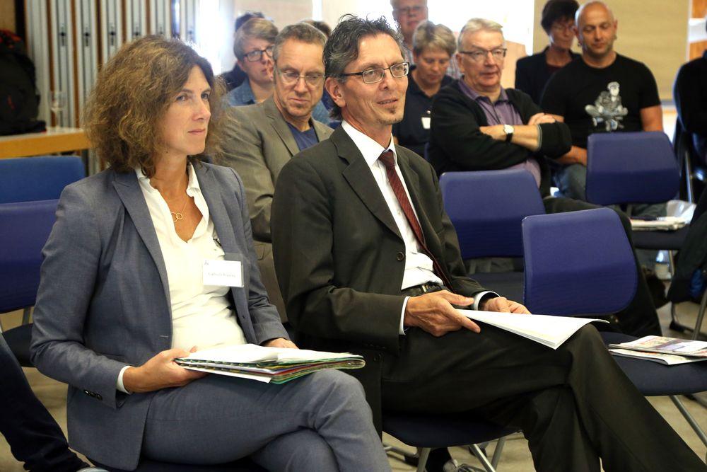 Staatssekretär Christian Gaebler
