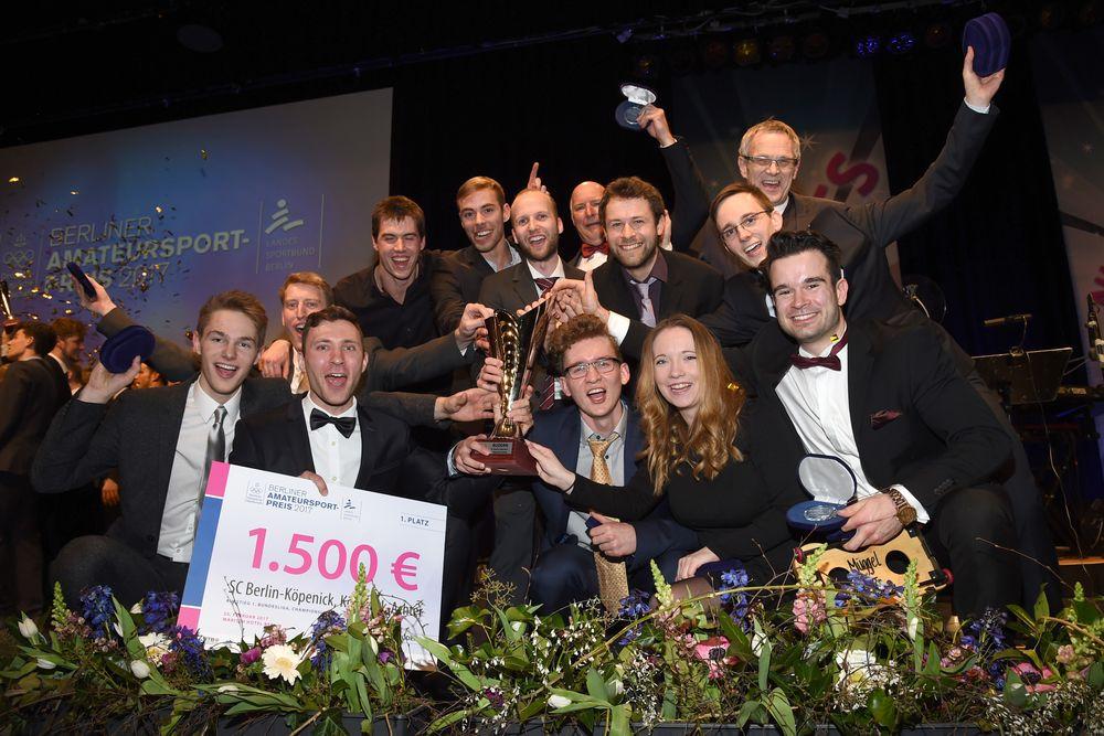 Amateursportpreis 2017