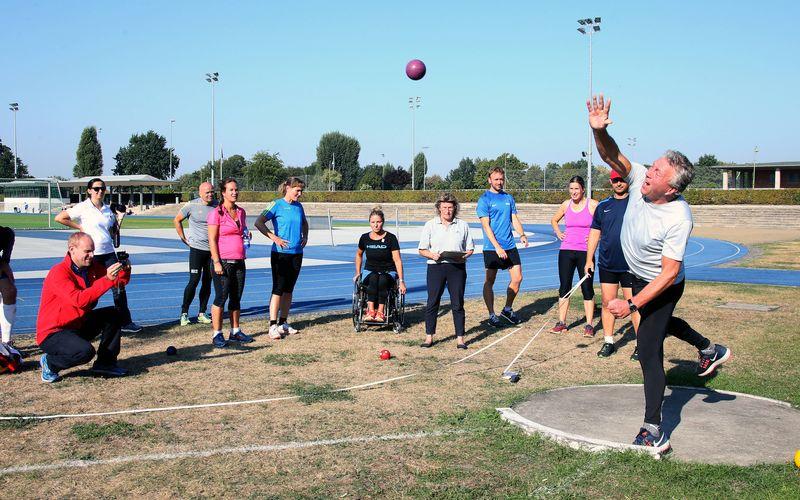Sportabzeiche - Ehrungen und Wettbewerbe