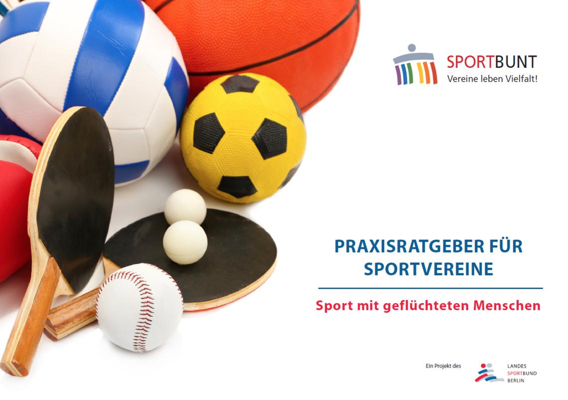 Praxisratgeber – Sport mit geflüchteten Menschen