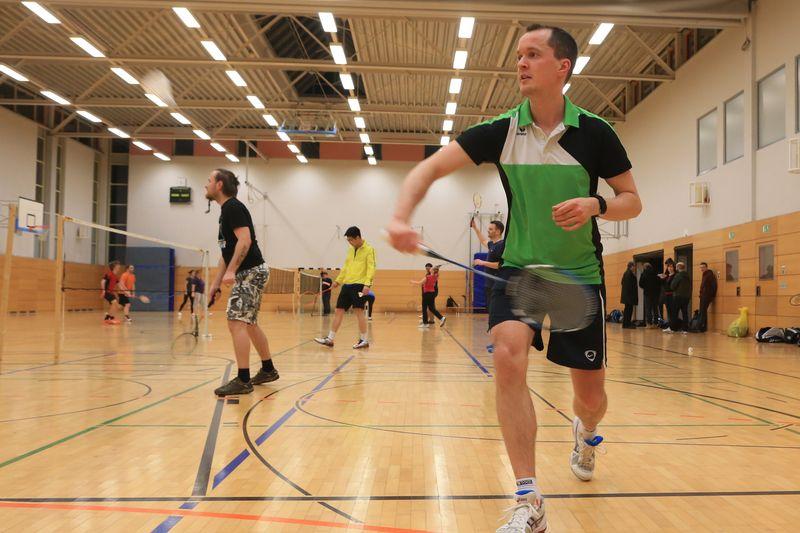 Badminton beim PSV