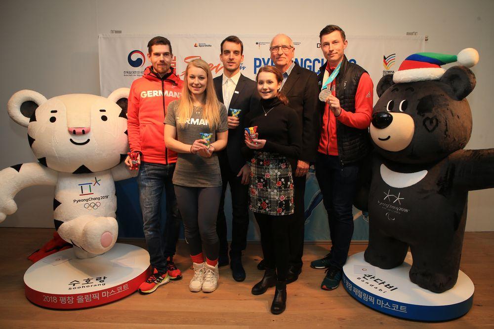 Berlins Olympioniken mit Klaus Böger