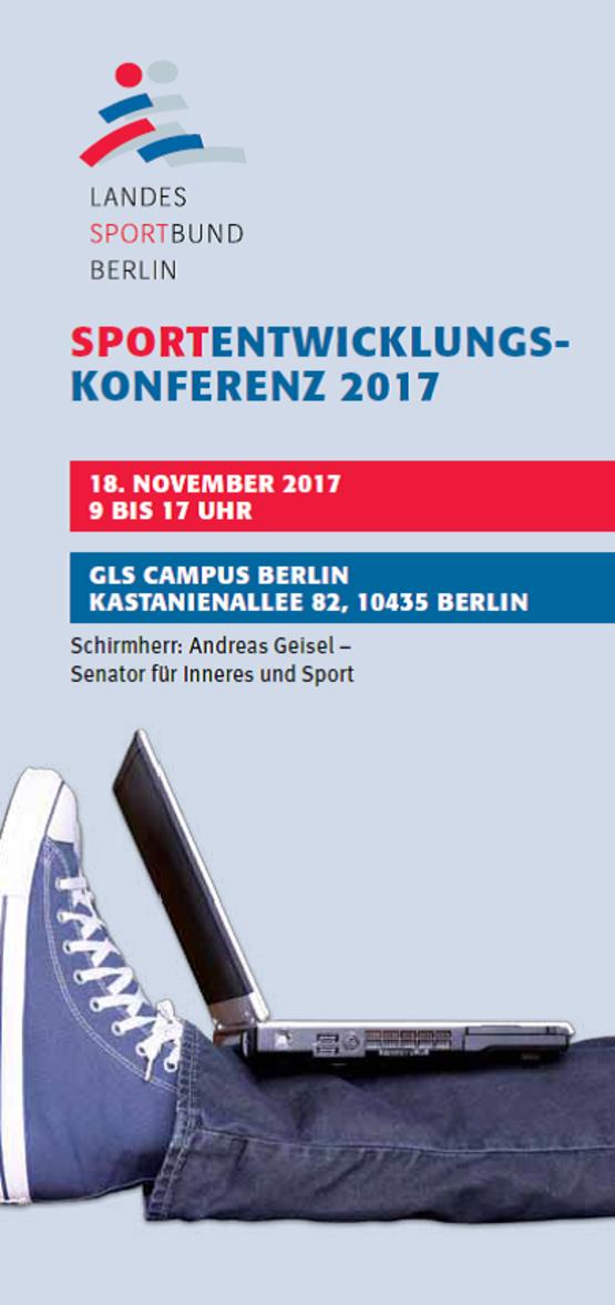 Sportentwicklungskonferenz 2017