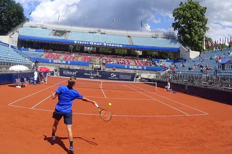 Internationale Deutsche Tennis-Jugendmeisterschaften 2017