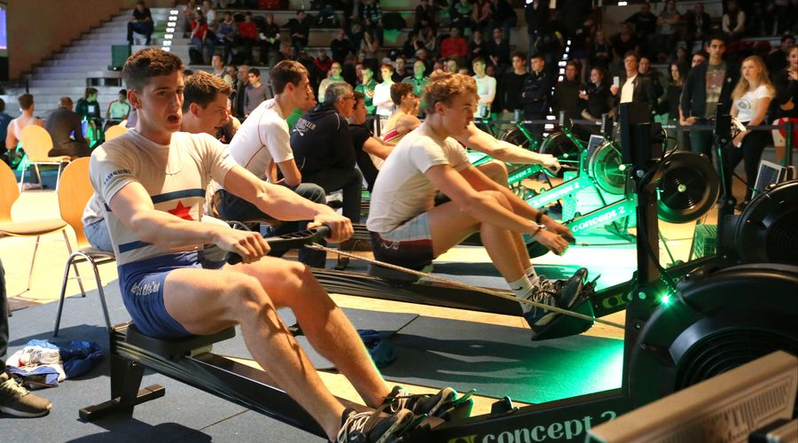 23. Berliner Indoor Rowing Open