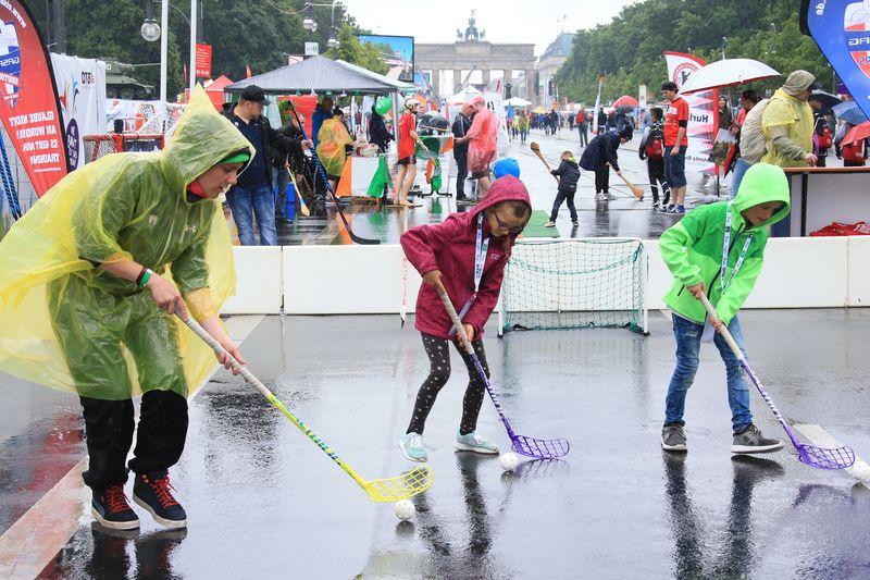 "Hockey bei ""Sportmetropole aktiv"""