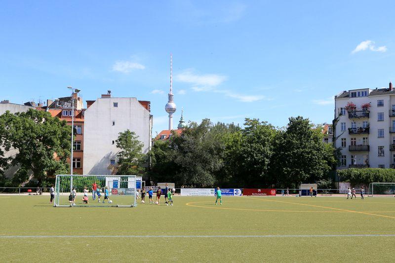 Sportplatz Berolina