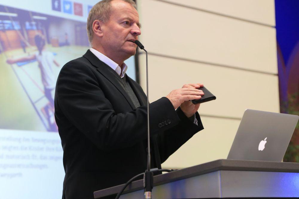 Vortrag von Professor Manfred Spitzer