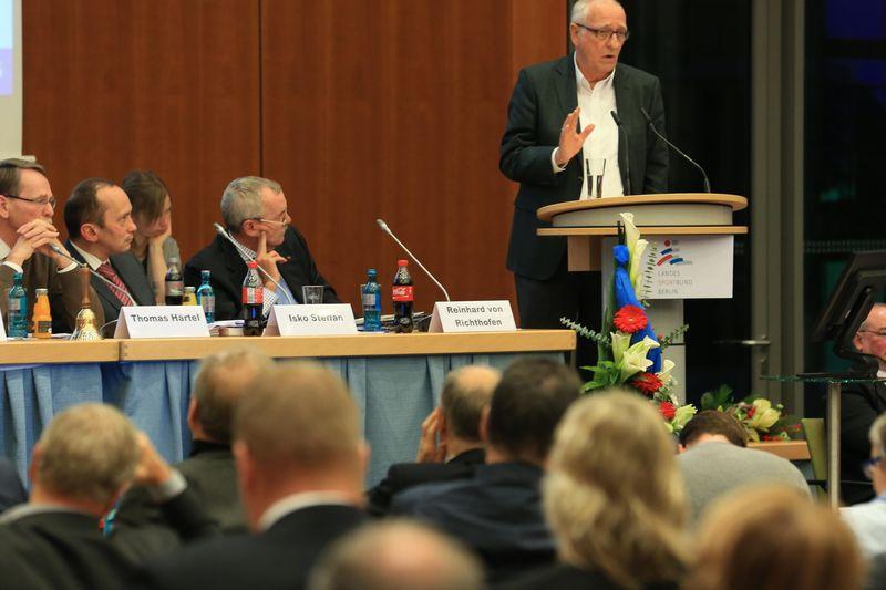 LSB-Mitgliederversammlung am 25. November 2016