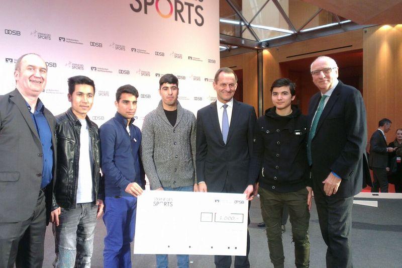 Sterne des Sports FC Internationale