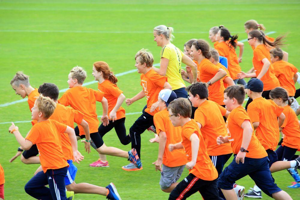 BSR-Training mit Melanie Bauschke
