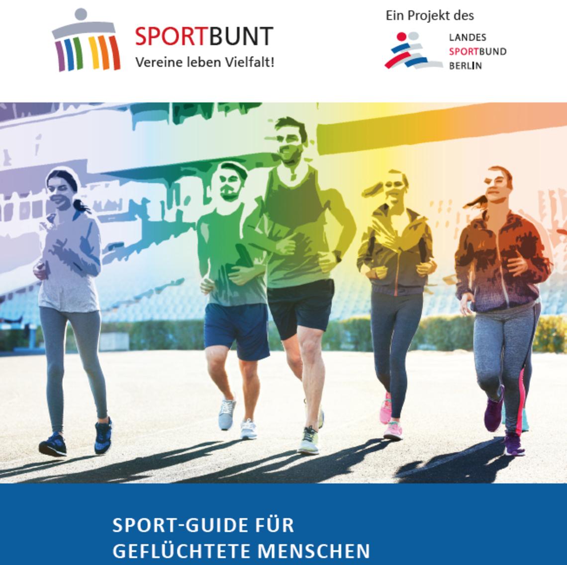 Sport-Guide für geflüchtete Menschen