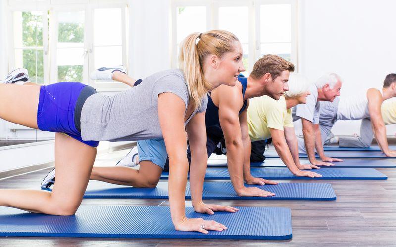 Gesundheitssport für Sportinteressierte