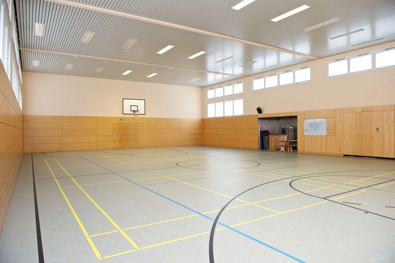 Vermietung - Gerhard-Schlegel-Sportschule