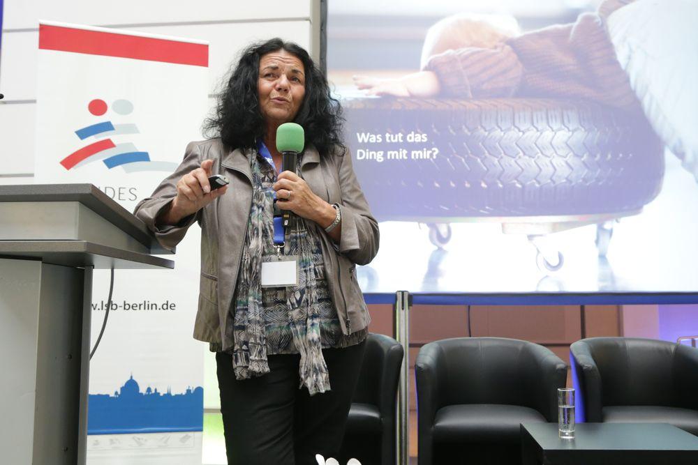 Vortrag von Professorin Renate Zimmer