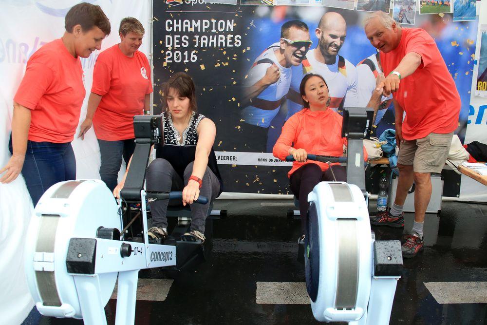 "Ridern bei ""Sportmetropole aktiv"""