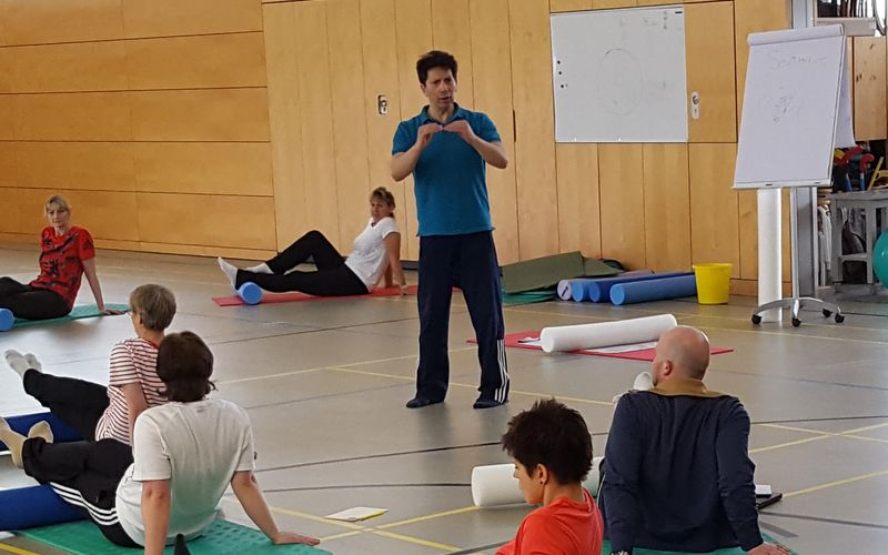 Gesundheitssport für Vereine und Übungsleiter