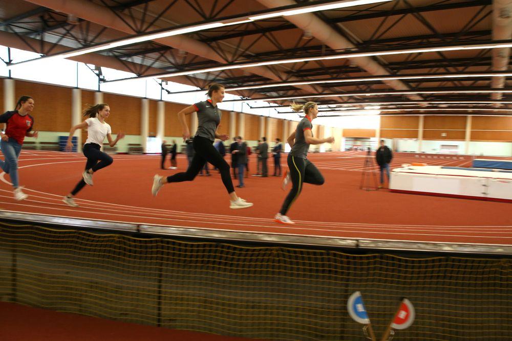 Harbig-Halle Sprint